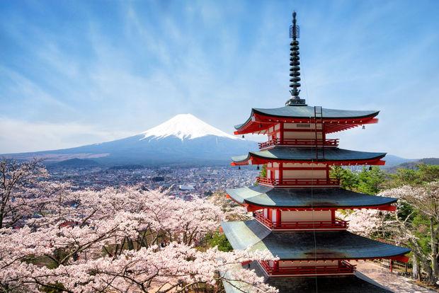 Masterclass PNL & Méditation Au Japon, Du 13 Au 24 Avril 2018