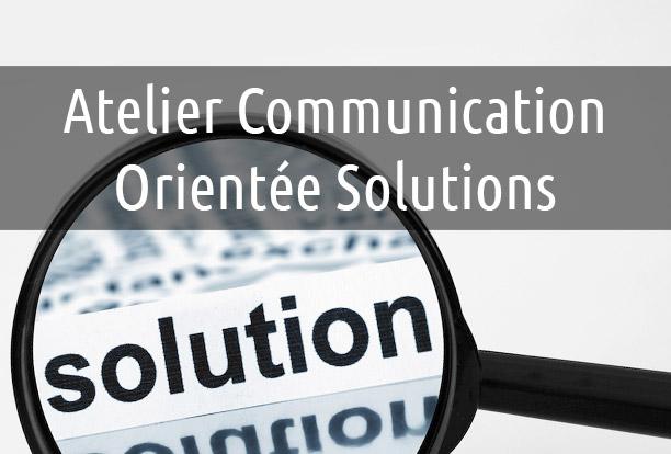 Communication Orientée Solutions