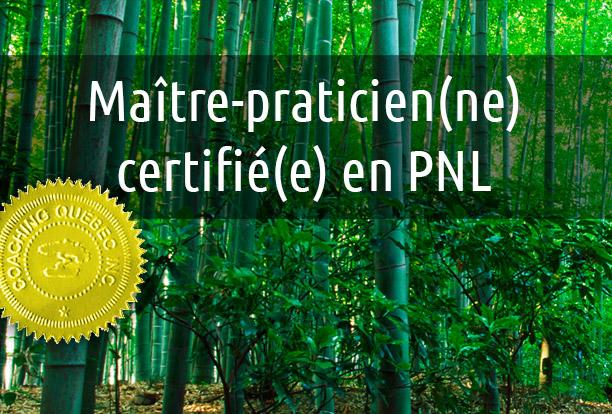 Maître-praticien Certifié En PNL