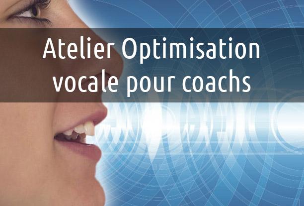 Optimisation Vocale